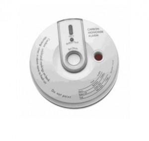 Bežični detektor ugljičnog monoksida MCT odašilje signal na kontrolnu ploču