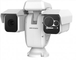 IP Kamera HIKVision Thermal + Optical Bi-spectrum Networrk Positioning System (500m IR, Smart Function)