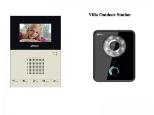 Analogni videointerfonski komplet DH-VTKA-VTO5110B-VTH1200CS