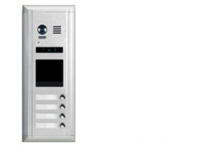 Dodatni vanjski panel s 12 pozivnih tipki za VTDMR11S vanjske jedinice.