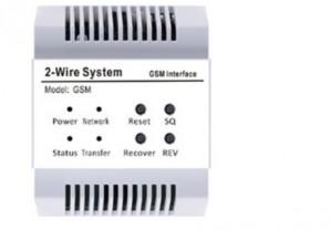 GSM modul za V-TEK DT sustave za preusmjeravanje poziva sa monitora na telefon.