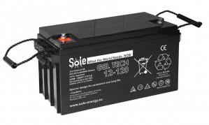 Geltech akumulator 12/120Ah hermetika 35x18x26