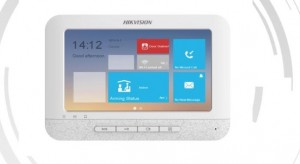 Video Intercom Indoor Station with 7-inch Touch Screen + wifi