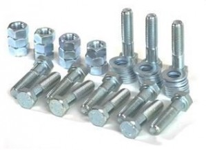 Mounting set M12 bolt