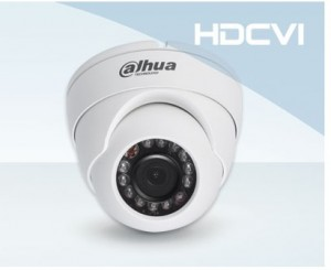 720P Water-proof HDCVI IR Eyeball Camera