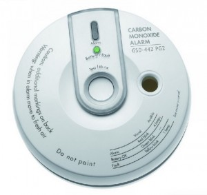 Visonic bežični detektor ugljičnog monoksida VIS GSD-442 PG2 - 868 MHz
