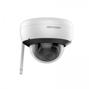 WIFI Dome IP Kamera Hikvision DS-2CD2141G1-IDW1 (4MP, 2,8mm, 0.01 lx, IK10, IR do 30m)