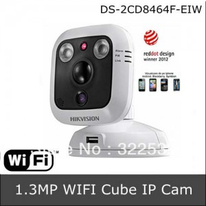 BEŽIČNA KAMERA IP DS-2CD8464F-EIW 1.3MP 4mm