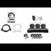 HikVision bezicni video nadzor 4 wifi kamere 4Mpx KOMPLET NK44W0H-1T(WD) (Hard disk, snimac, kamere, ispravljaci, Lan kabel, HDMI) prodavac VideoNadzori Hrvatska  za 5.225,00kn
